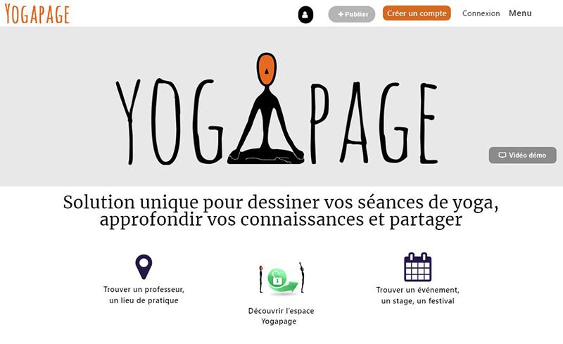 Yogapage v2